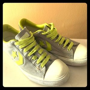 Vintage Converse One Star Shoes Women's Size 9.5